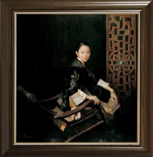 中式玄关装饰画   -> 新闻资讯->中式玄关装饰画